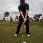 Big Ball Golf Tee Markers